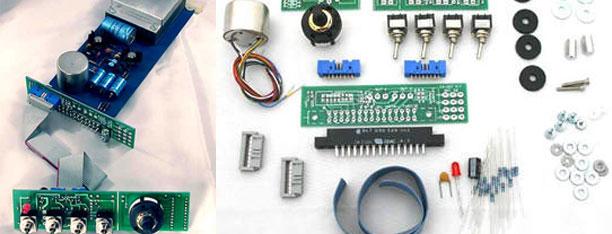 Quad Eight CA 227 Classic Preamp Kit 1 « Quad Eight Electronics